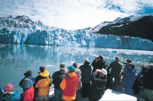 Alaszka gleccserei utazás