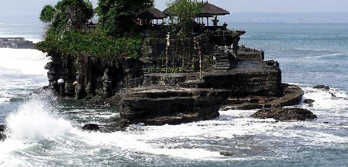 Tanah Lot templom