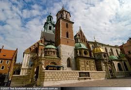 Krakkó-Wawel-Katedral