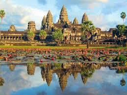 Világkörüli utazás - Angkor Wat , Kambodzsa