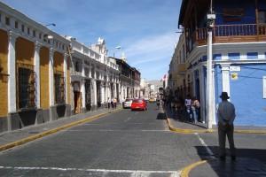 Arequipa város