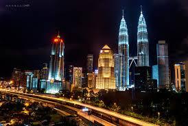 Kuala by night