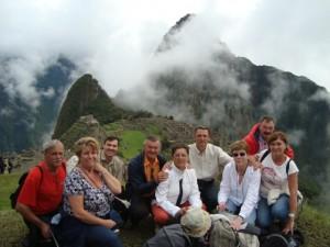 Machu Pichu csoport