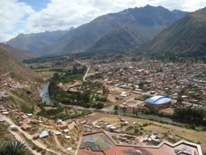 Peru szent völgy