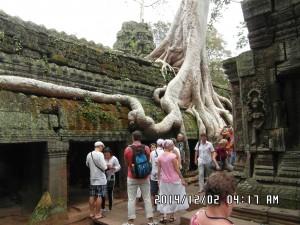 Angkor Wat Kambodzsa