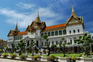 Thaiföld és Kambodzsa Tengerparti Üdüléssel, Bangkok királyi palota