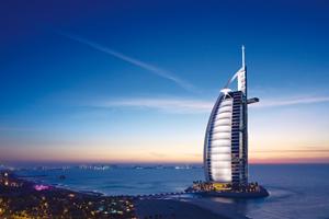 Dubai Burj el arab