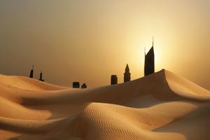 Dubai sivatag