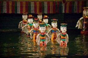 Vietnam vizi babszínház