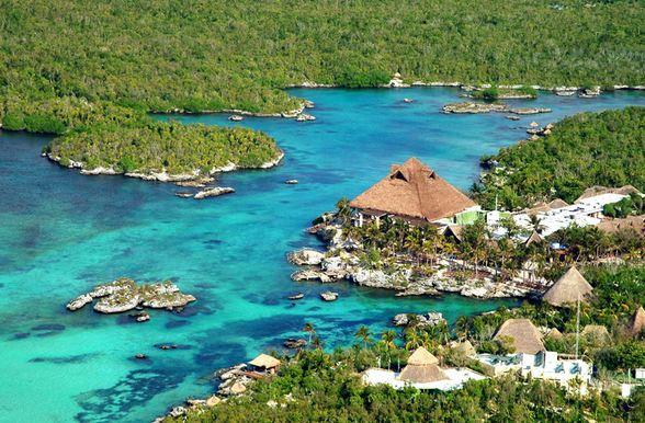 Mexikó nyaralás: snorker laguna