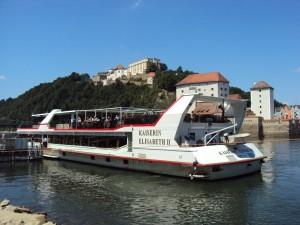 Hajó -Duna-Kaiserin E 22