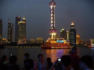 Kína utazás - Shanghai