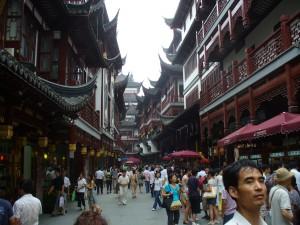 Shanghai - Kínai utazás