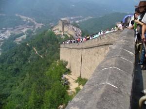 Kína fal - Kínai utazás