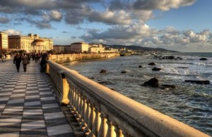 Toszkána körút - Livorno