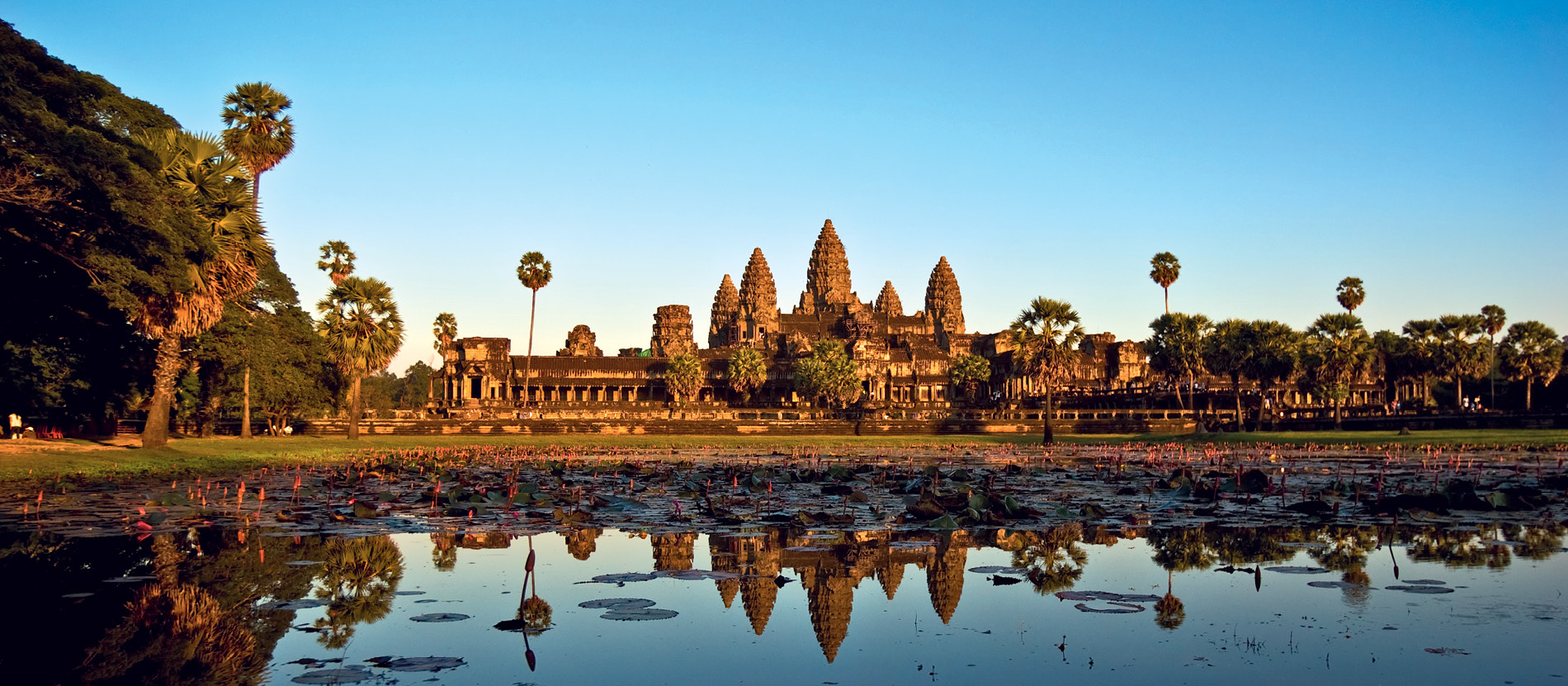 Kambodzsa - Laosz - Vietnam körutazás