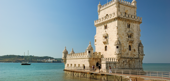 Lisszabon utazás: Lisszabon - Belém torony