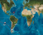Világkörüli utazás, különgéppel, Business Class