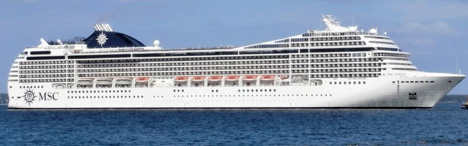 Földközi-tengeri hajóút: Valetta(Málta), Mallorca, Marseille - MSC Poesia
