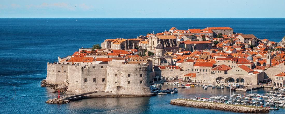 Dubrovnik - Földközi tengeri hajóutak