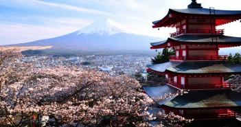Japán körút - Fuji