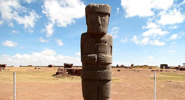 Bolívia - Peru körutazás: Bolivia Tiwanaku