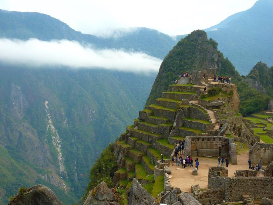 Machu Picchu, Huayna Picchu - Perui körút