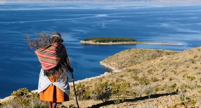 Chile - Peru körutazás: Titicaca-tó