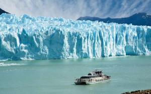 Világkörüli utazás - Argentína, Patagónia, Perito Moreno gleccser