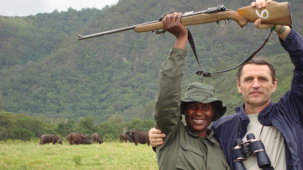 Serengeti szafari idegenvezetővel