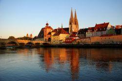 Budapest - Passau - Regensburg - Budapest dunai hajóutak: Regensburg
