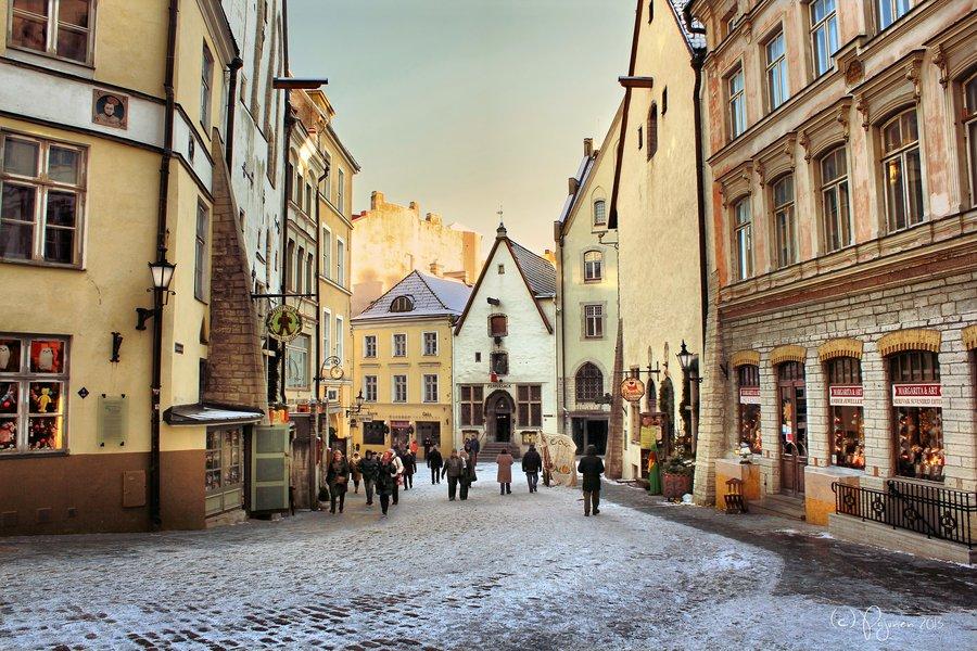 Balti-tengeri hajóutak - Tallinn