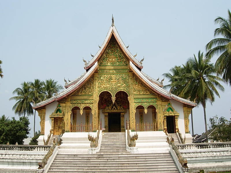 Laosz körut: Wat-xieng-thong; Kambodzsa - Laosz - Vietnam körutazás
