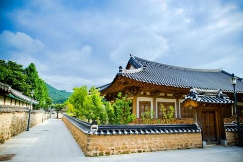 Dél-Korea körutazás - Jeonju Hanok Falu