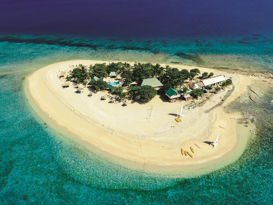 Fiji nyaralás - Fiji szigetek South Sea resort