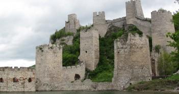 Galamboc vár - Duna hajout