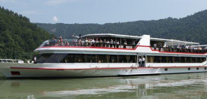 Passau Dunai hajóút - MS Kaiserin Elisabeth II