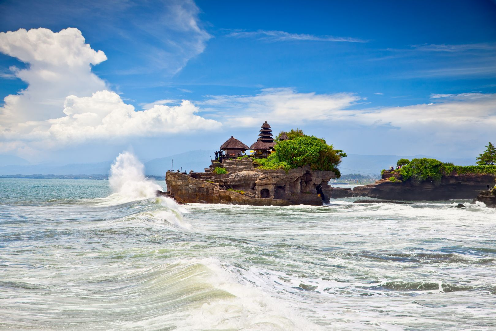 Szilveszter Bali: Sziget