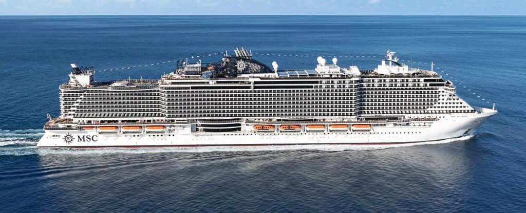 Karibi hajóút: MSC Seaside