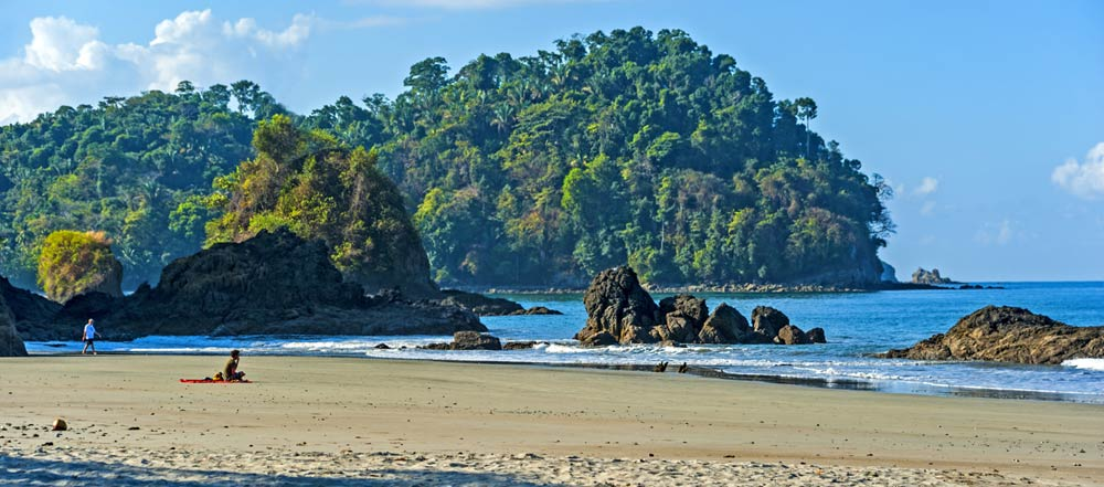 Costa Rica szilveszter - óceán parti pihenés