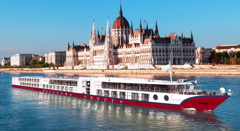 MS Maxima: Budapest - Passau szállodahajó