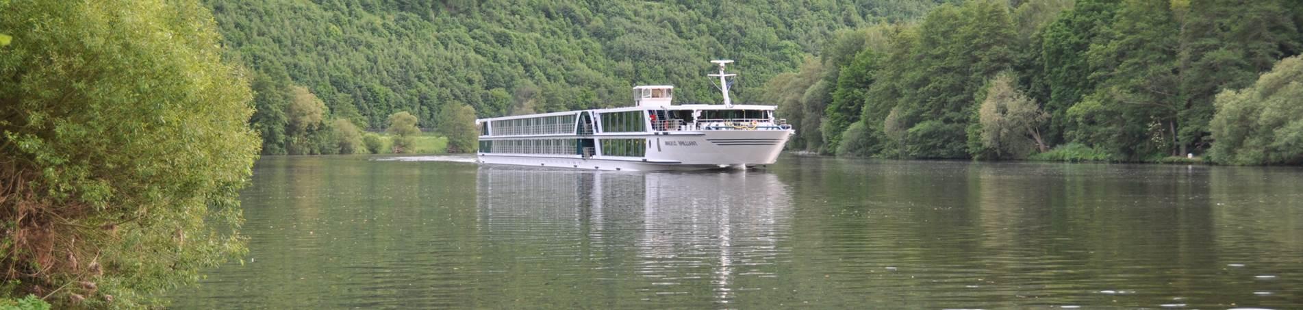 Bécs - Budapest dunai hajóút szállodahajóval