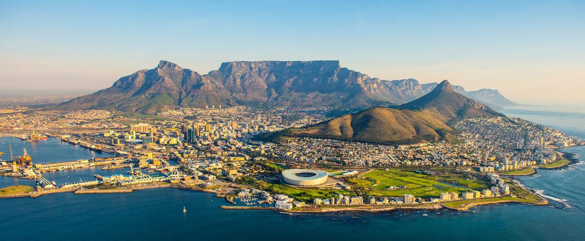 Dél-Afrikai körutazás: Fokváros