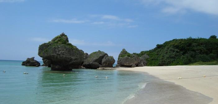 Okinawa tengerpart
