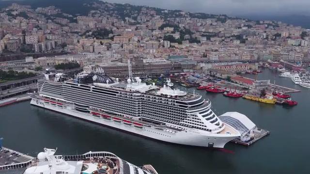 MSC Földközi-tengeri hajóutak: Genova - Nápoly - Korzika ...