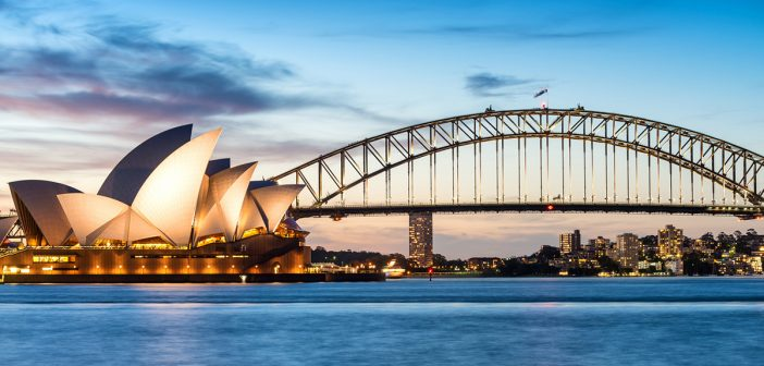 Ausztrália körutazás, Új-Zéland