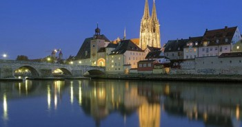 Dunai hajóutak - Regensburg