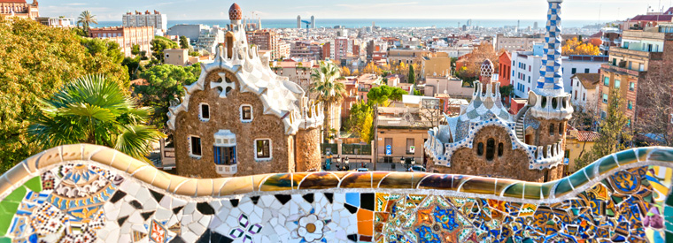 Mediterrán hajóút - Barcelona