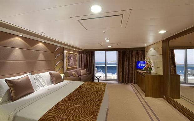 MSC Divina: Róma, Szicília, Szardínia, Mallorca, Marseille Földközi-tengeri hajóút