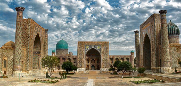 Üzbegisztán körutazás